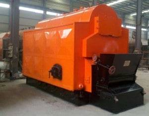 CDZL Chain Grate Coal Fired Hot Water Boilers