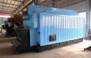 DZL Chain Grate Coal Fired Steam Boilers