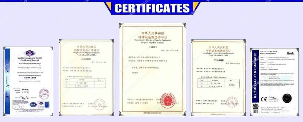Romiter-Coal-Fired-Boiler-Factory-Certification