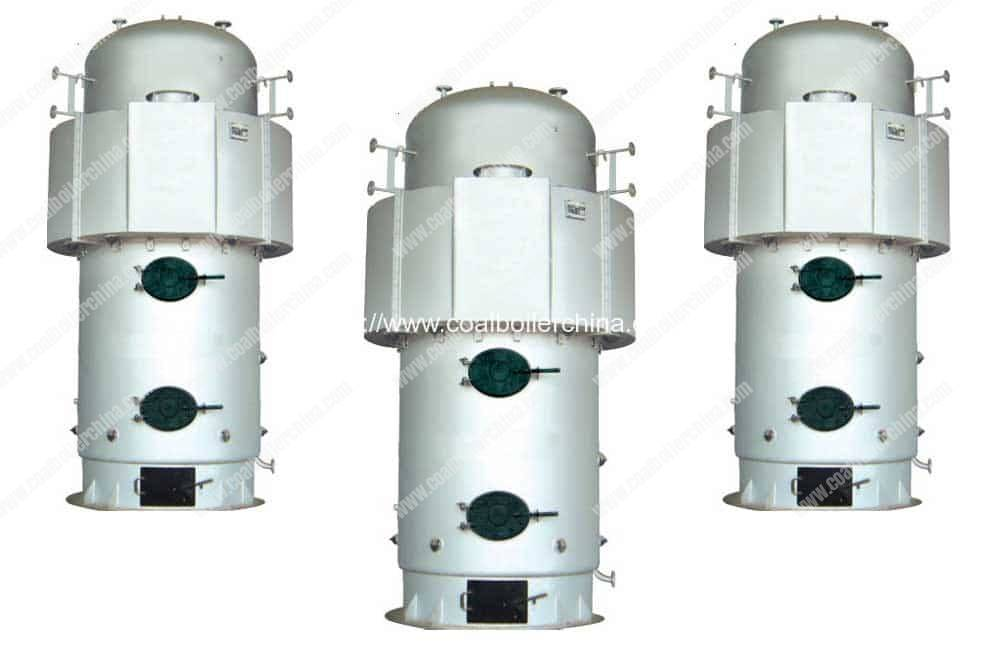 Vertical Coal Fired Steam Boilers