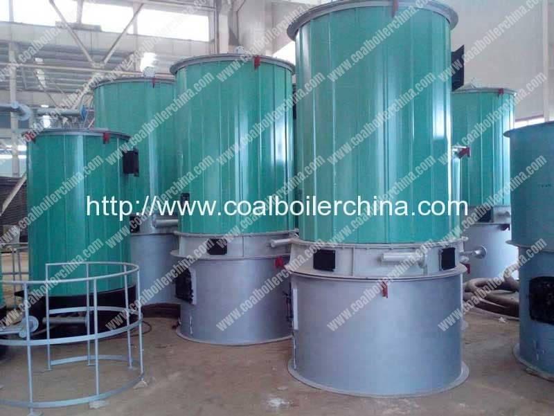 YGL Vertical Coal Fired térmicas Caldeiras a óleo