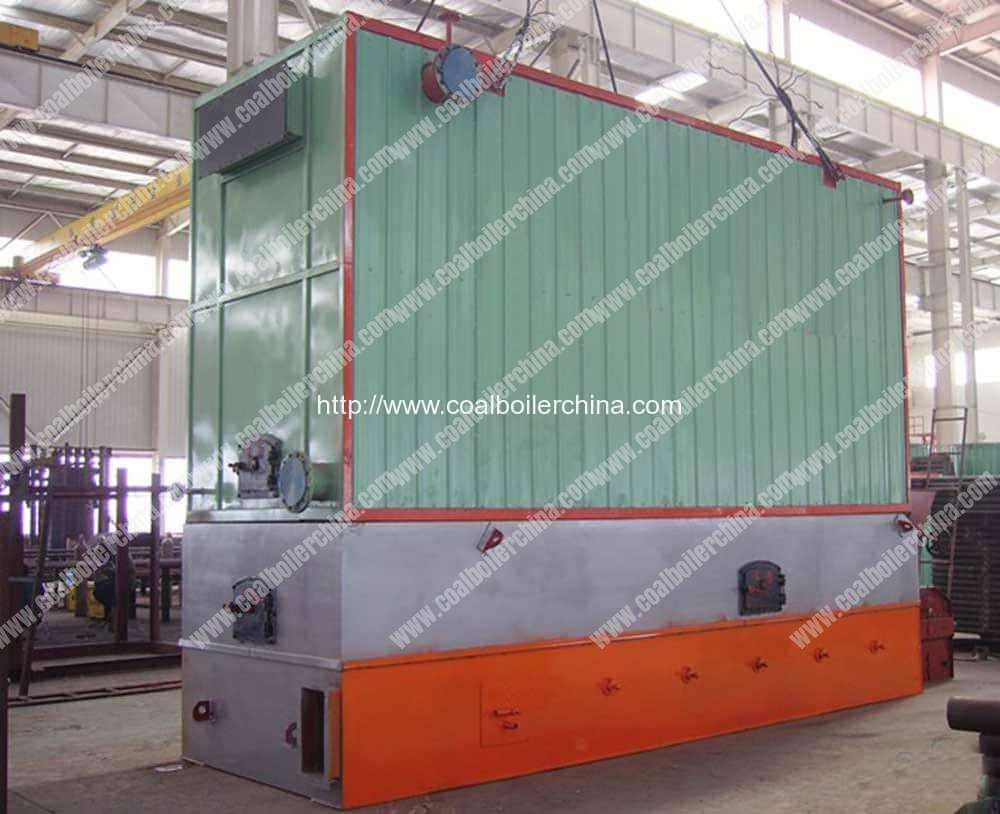 YLW Chain Grate Coal Fired Thermal Oil Boilers