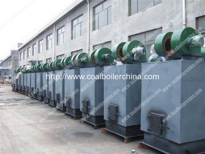 100000Kcal Coal&Wood Fired Hot Air Generator