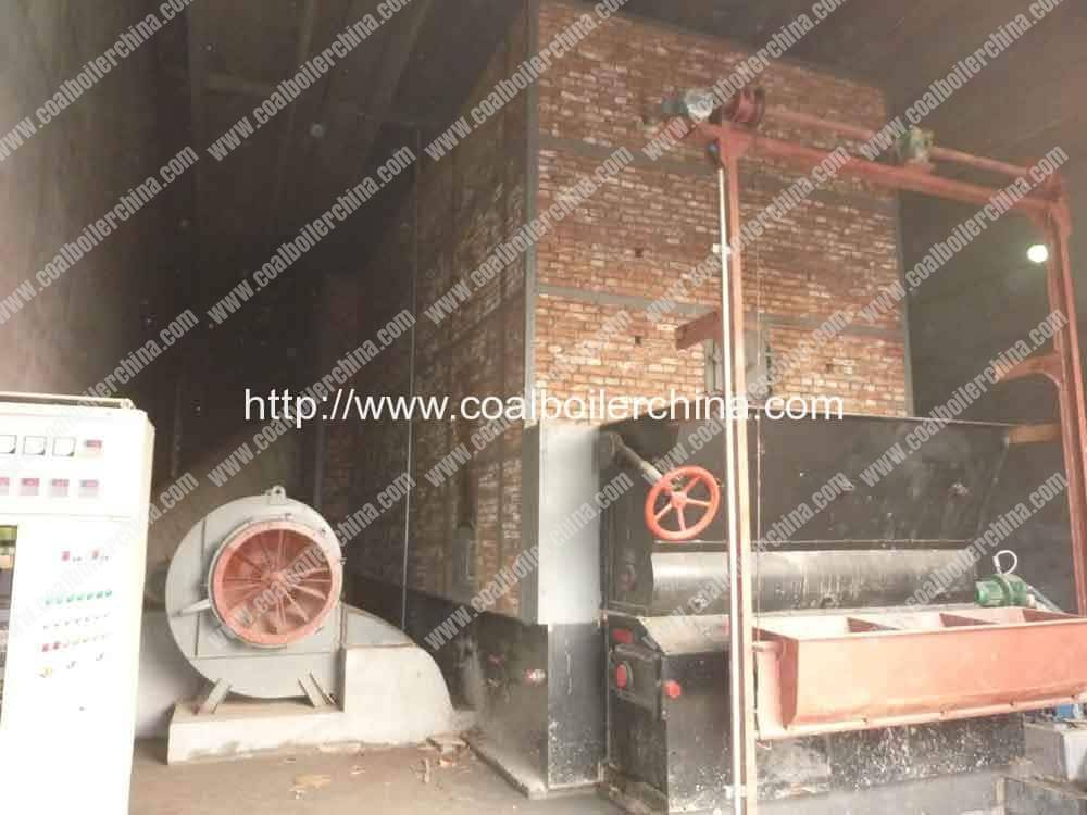 Chain-Grate-Coal-Fired-Hot-Air-Furnace