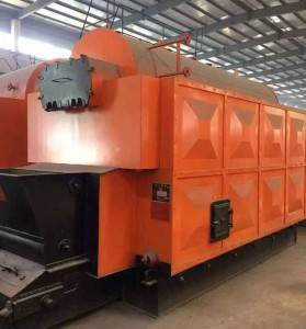 4Ton Chain Grate Coal Fired Steam Boilers