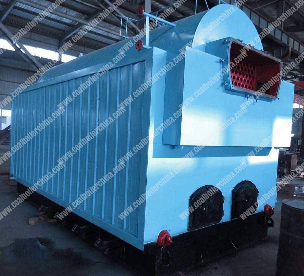 Moving Grate 4Ton Coal Fired Steam Boilers