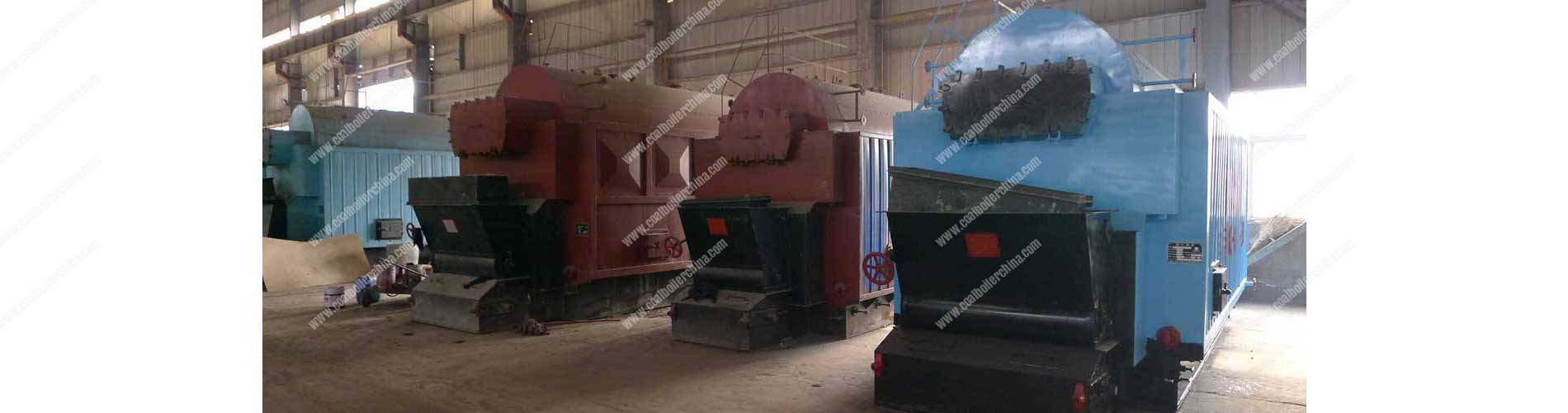 Chain Grate Coal Fired Steam Boilers