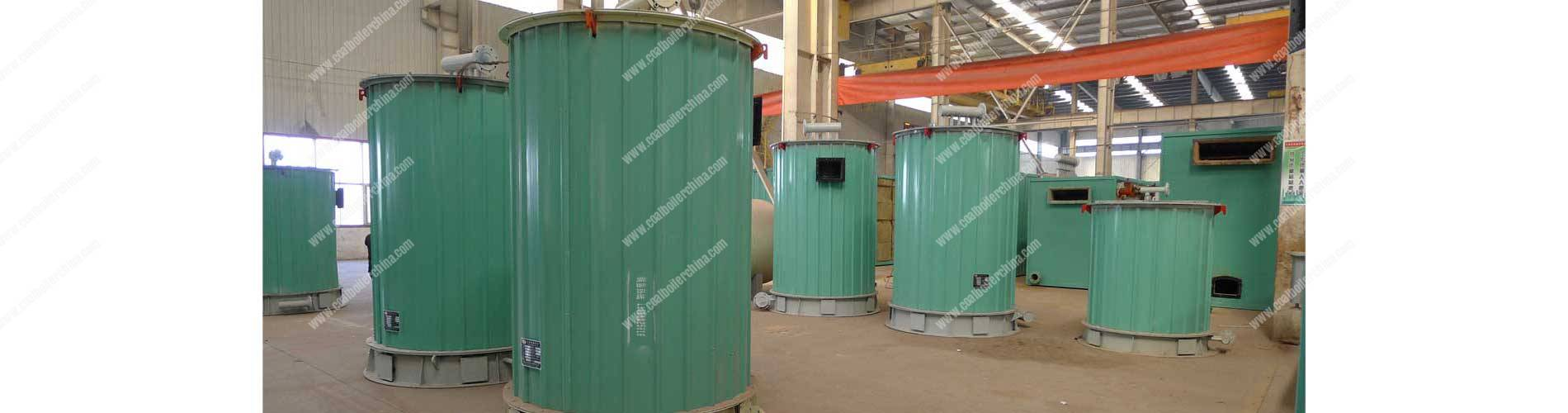 YGL Coal Fired Thermal Oil Boilers