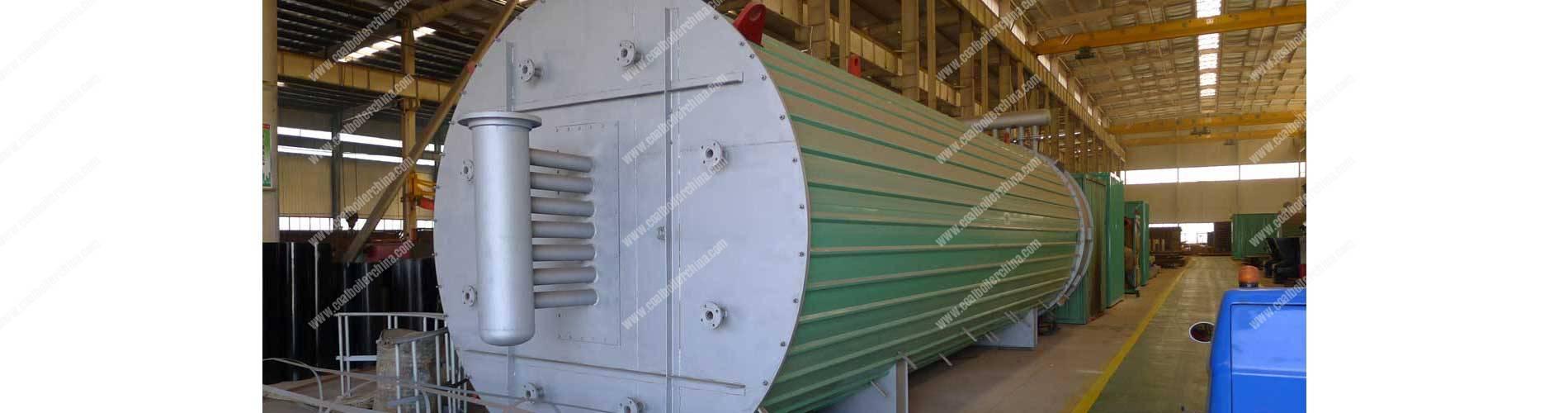 RYL Coal Fired Molten Salt Heaters