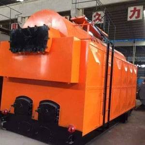 CDZH 2800KW Coal Fired Hot Water Boilers