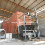 RFL Horizontal Coal Fired Hot Air Furnace
