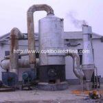 Vertical Coal Fired Hot Air Furnace